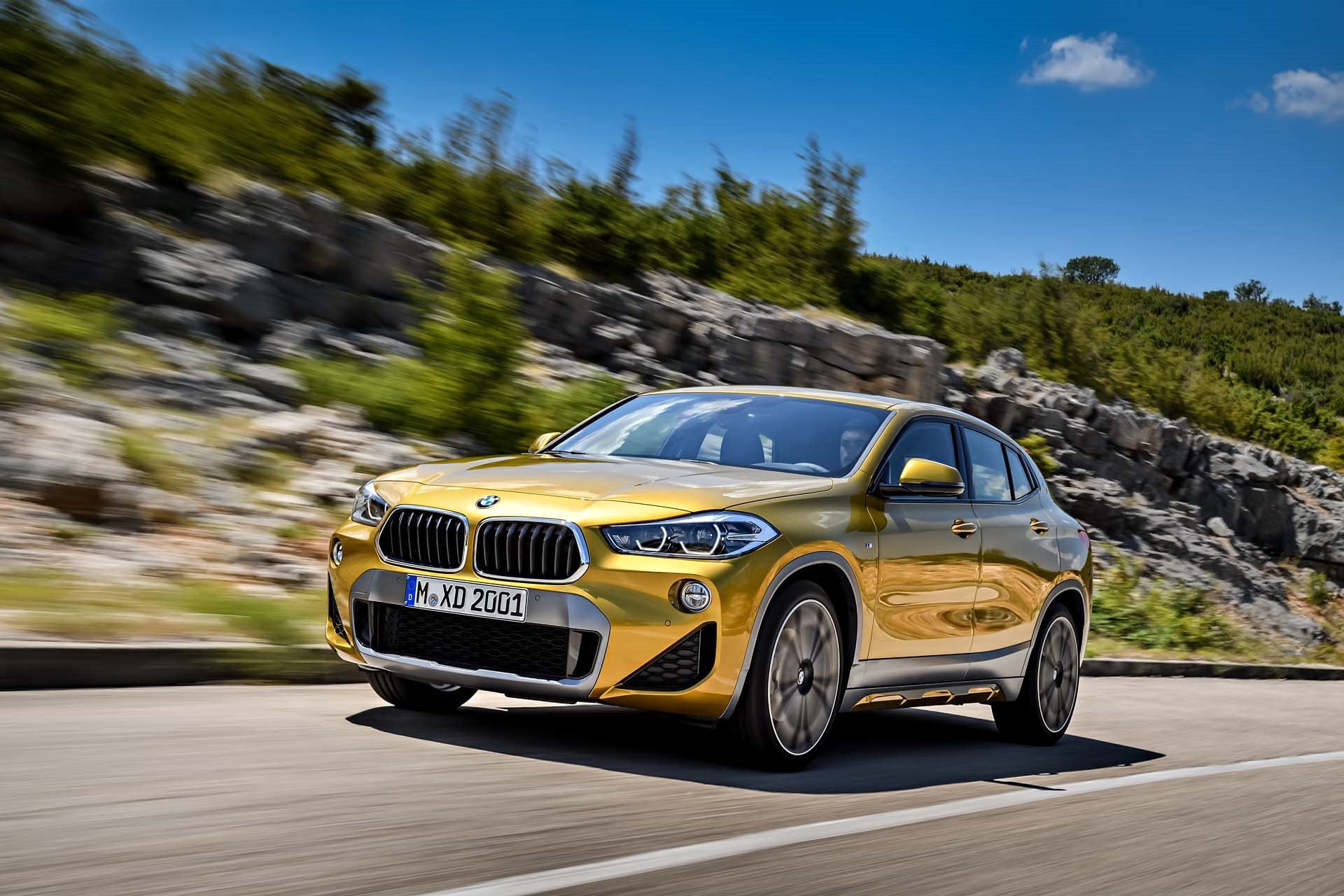 New 2020 BMW X2 xDrive28i for sale $38,400 at M and V Leasing in Brooklyn NY 11223 1