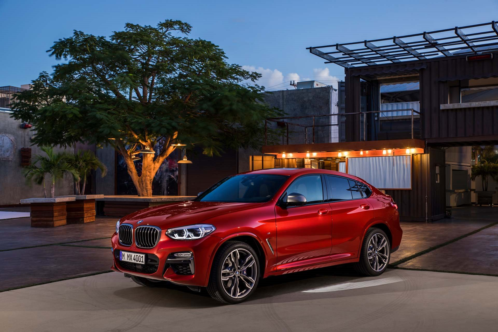 New 2019 BMW X4 xDrive30i for sale $50,450 at M and V Leasing in Brooklyn NY 11223 1