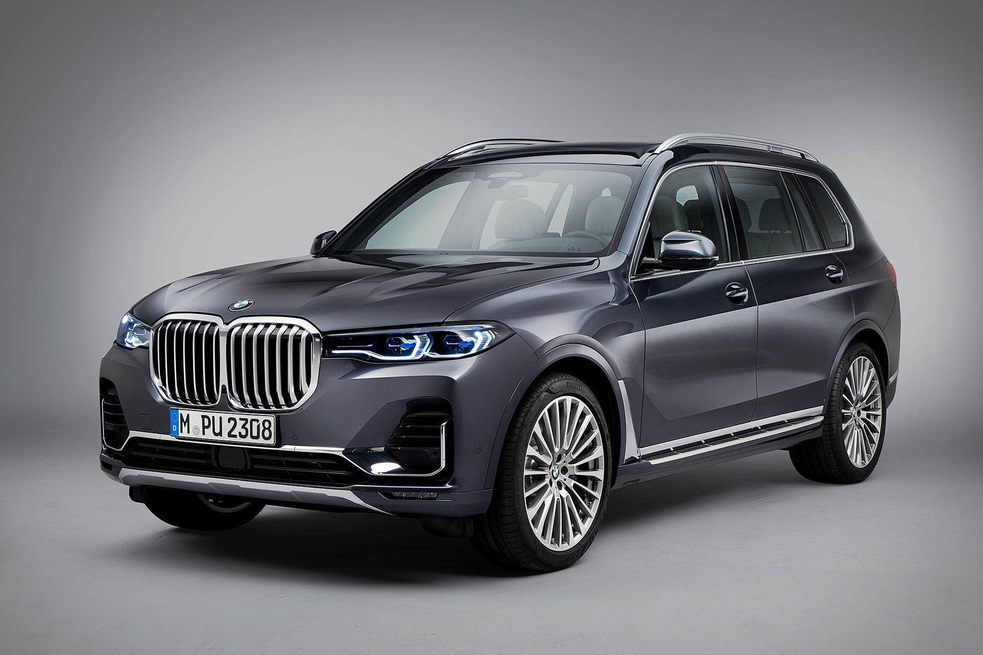 New 2021 BMW X7 xDrive40i for sale $73,900 at M and V Leasing in Brooklyn NY 11223 1