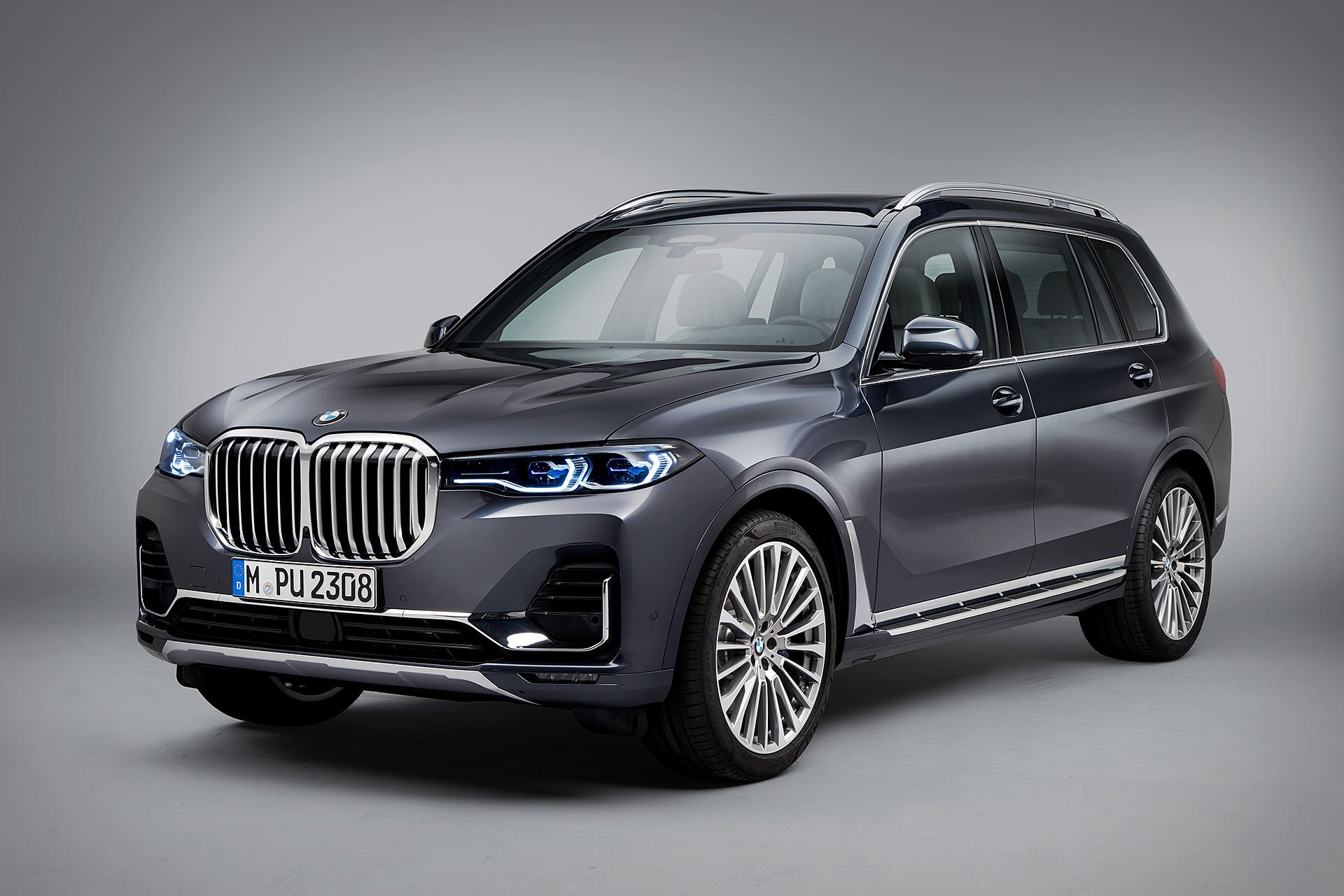 New 2019 BMW X7 xDrive50i for sale Sold at M and V Leasing in Brooklyn NY 11223 1