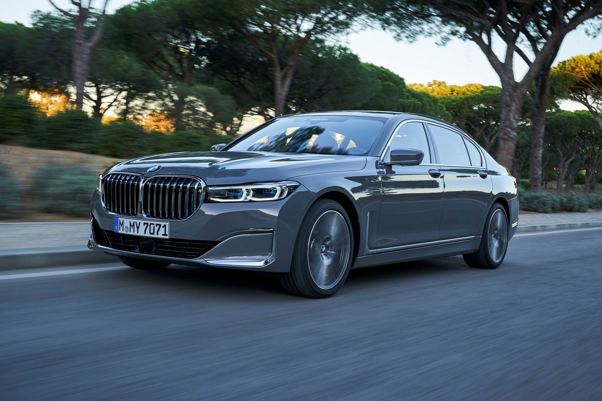 New 2020 BMW 750i xDrive 750i xDrive for sale $102,650 at M and V Leasing in Brooklyn NY 11223 1