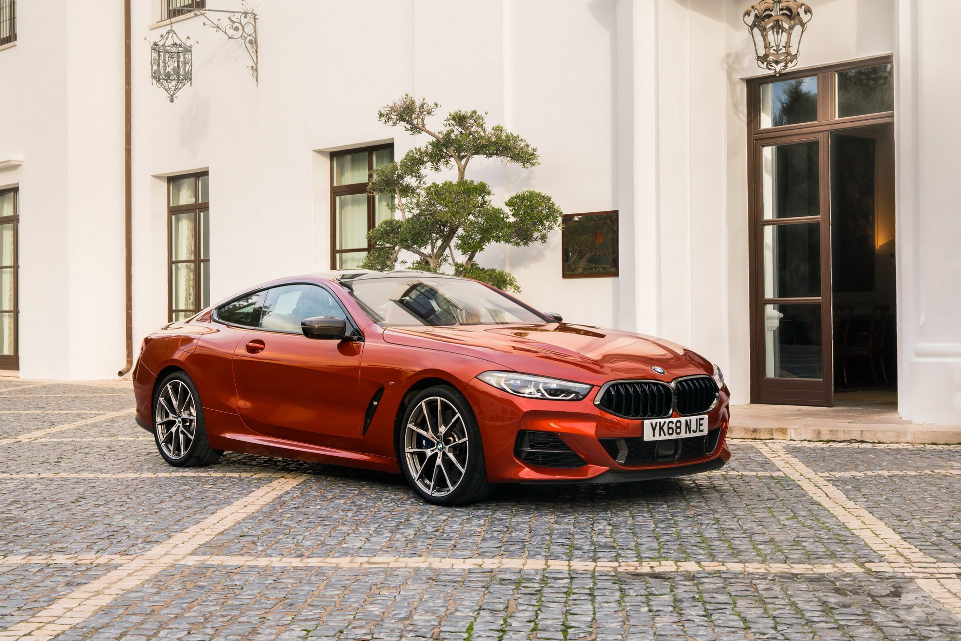 New 2021 BMW M850i xDrive M850i xDrive for sale $111,900 at M and V Leasing in Brooklyn NY 11223 1