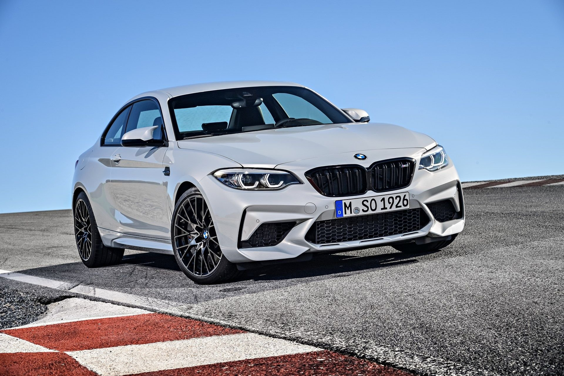 New 2019 BMW M2 Competition Competition for sale $58,900 at M and V Leasing in Brooklyn NY 11223 1