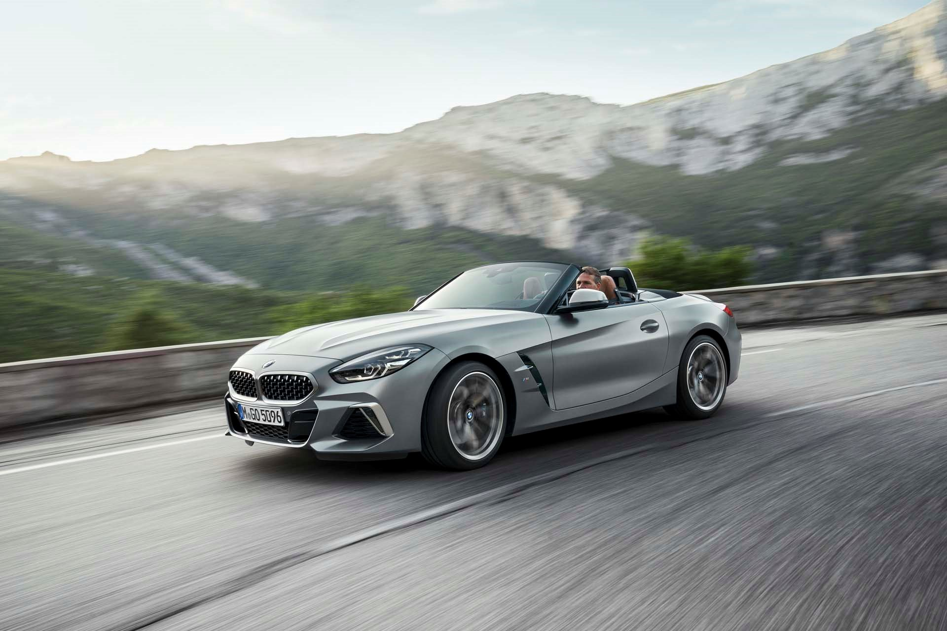 New 2019 BMW Z4 sDrive 30i Convertible sDrive 30i for sale $49,700 at M and V Leasing in Brooklyn NY 11223 1