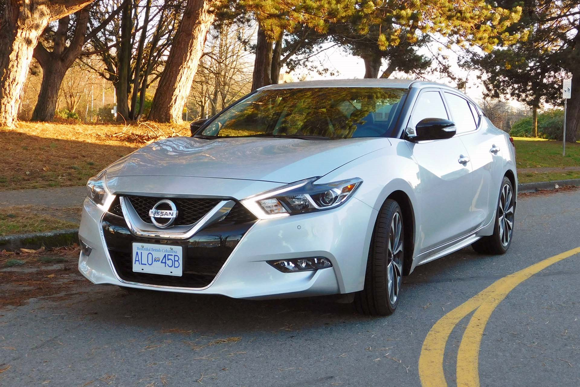 New 2019 Nissan Maxima SR 3.5 SR for sale $39,630 at M and V Leasing in Brooklyn NY 11223 1