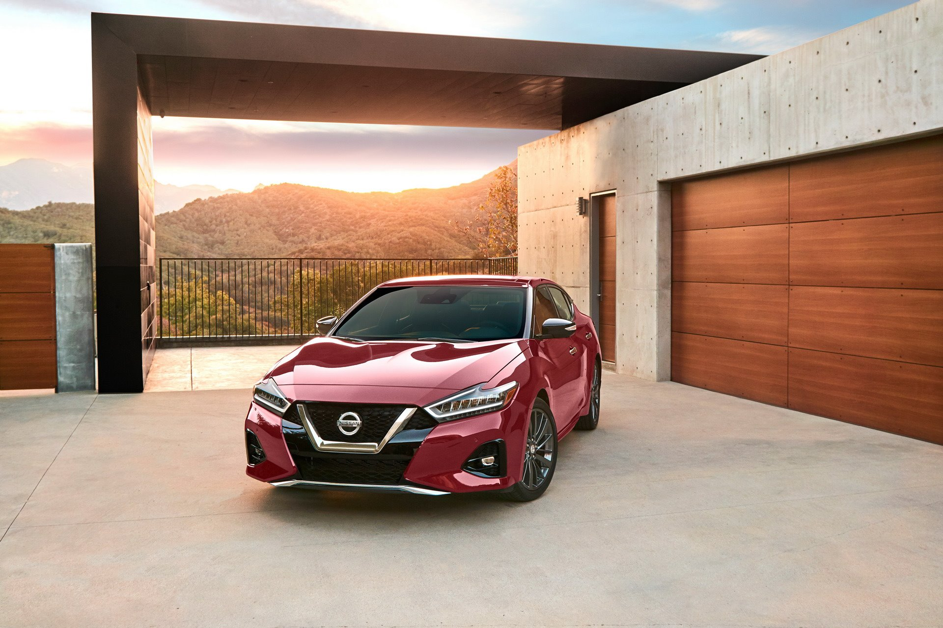 New 2019 Nissan Maxima Platinum Platinum for sale $41,540 at M and V Leasing in Brooklyn NY 11223 1