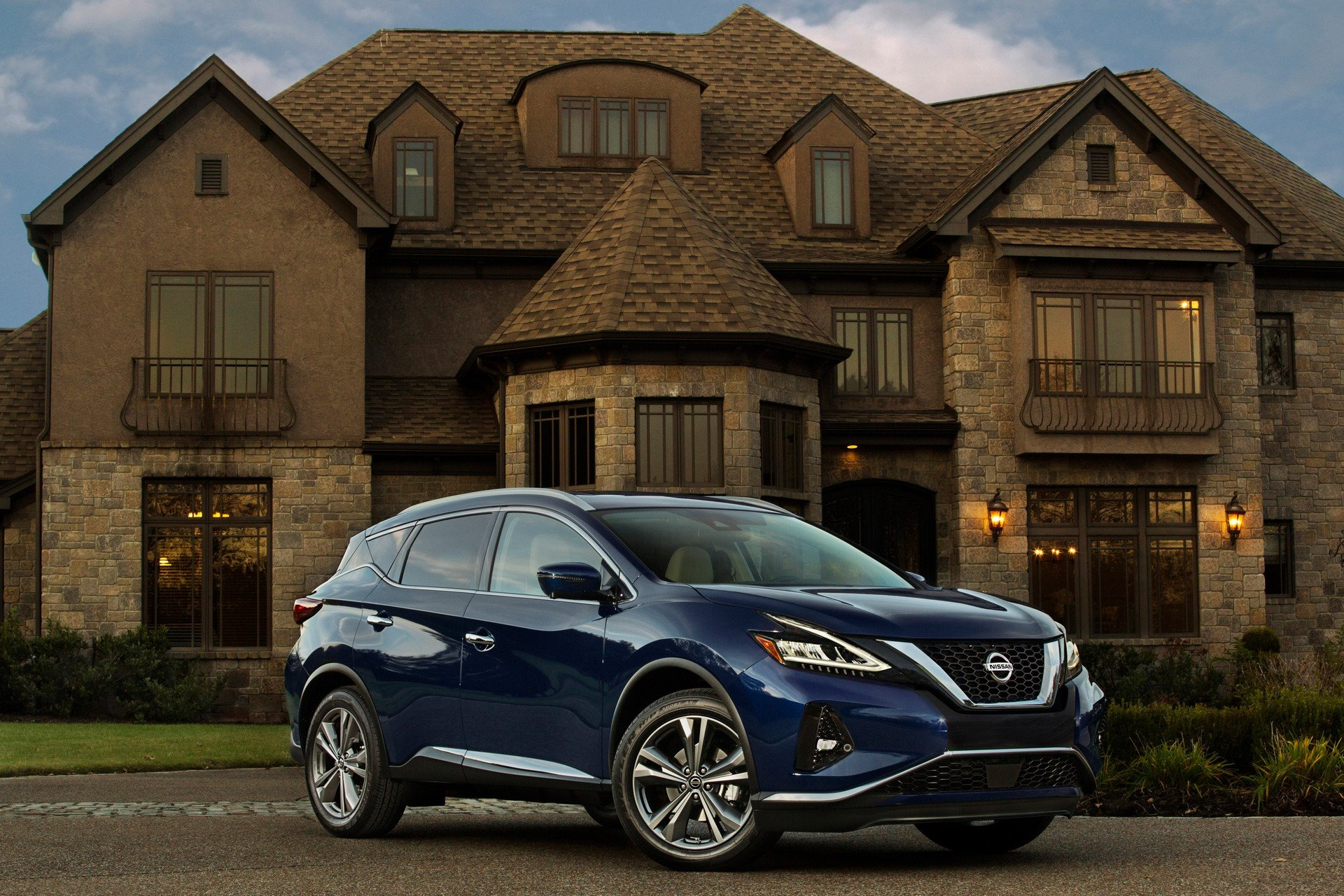 New 2019 Nissan Murano S S for sale $32,970 at M and V Leasing in Brooklyn NY 11223 1