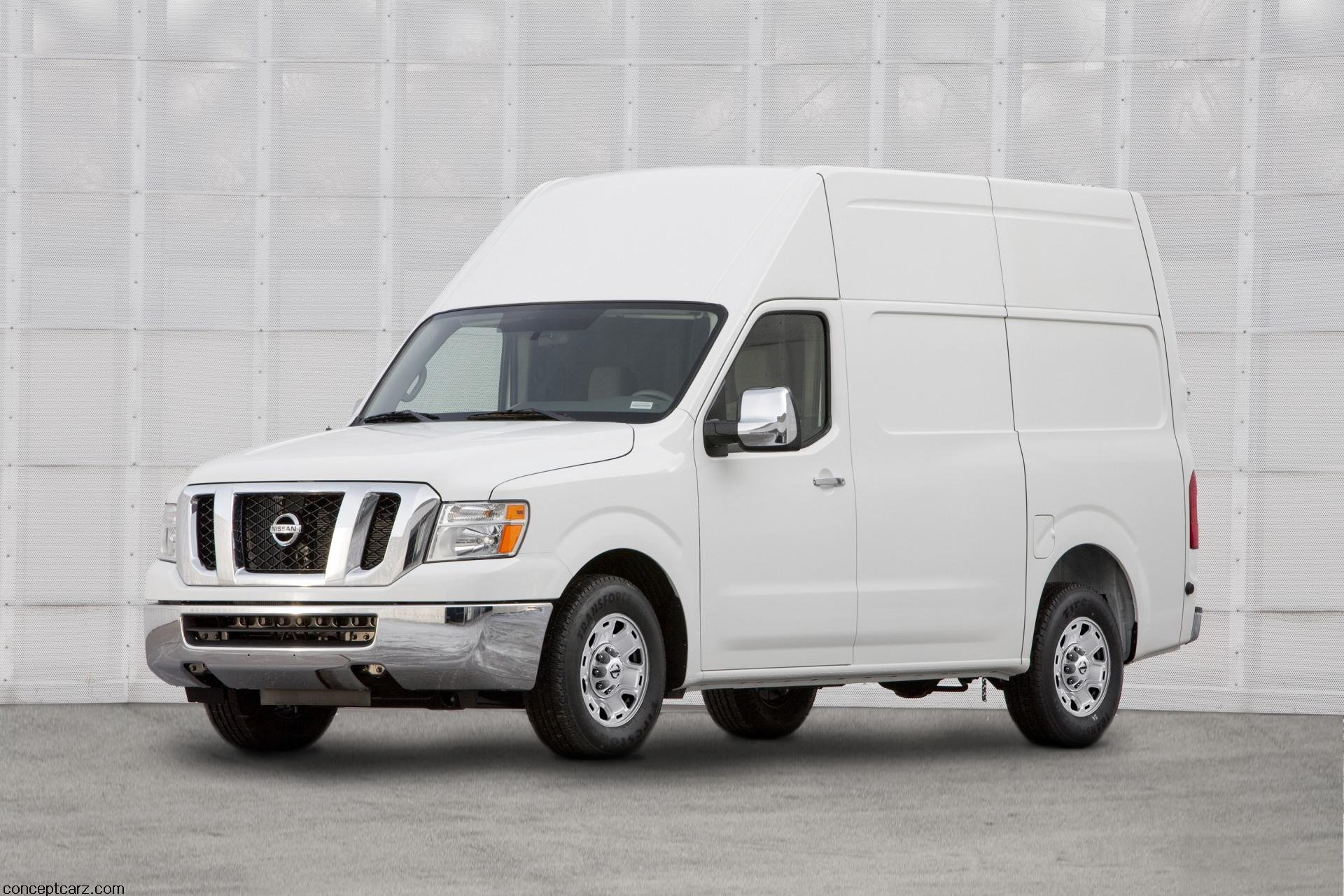 New 2019 Nissan NV Cargo 2500 HD S 2500 HD S for sale $32,590 at M and V Leasing in Brooklyn NY 11223 1