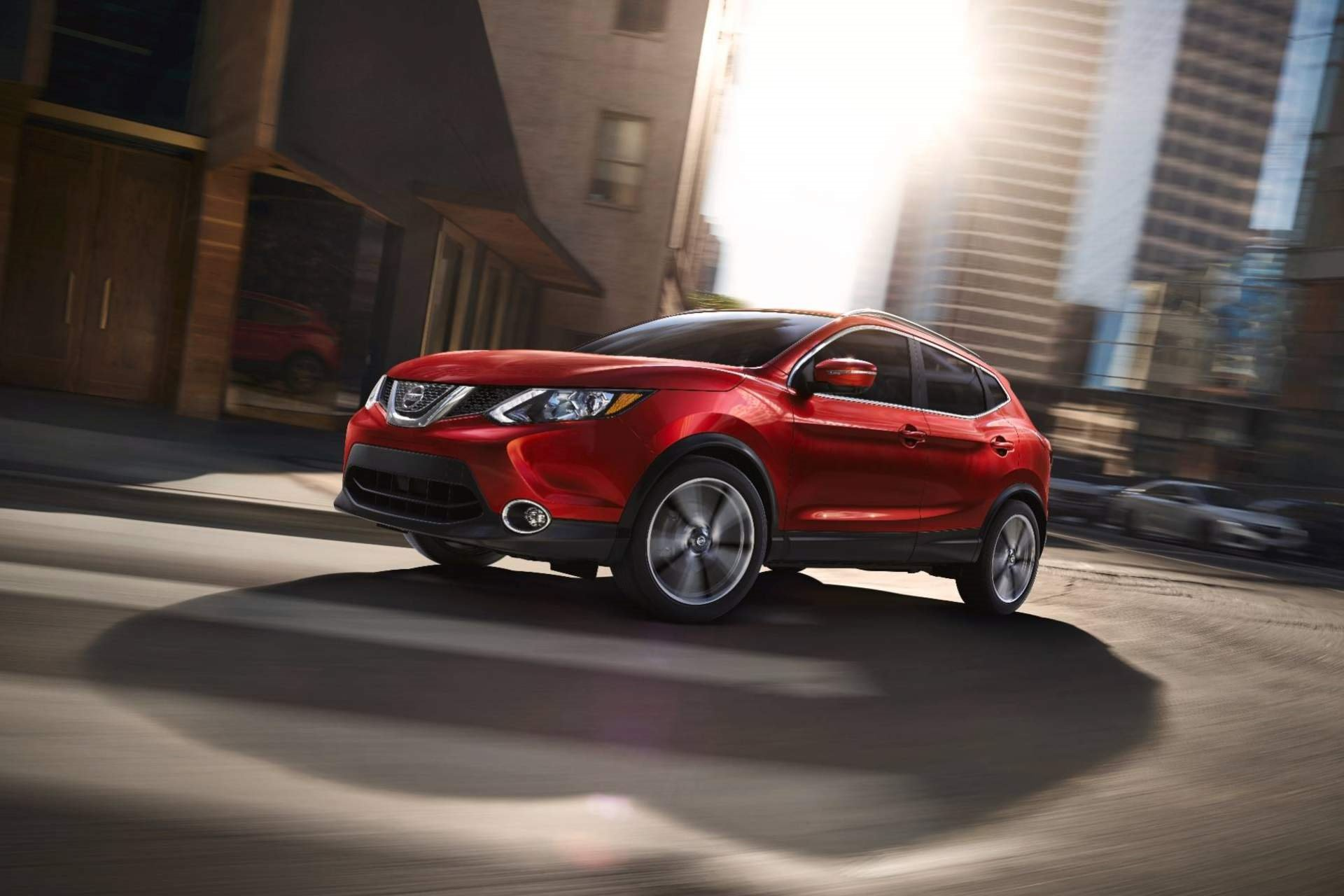 New 2019 Nissan Rogue Sport SV SV for sale $25,490 at M and V Leasing in Brooklyn NY 11223 1