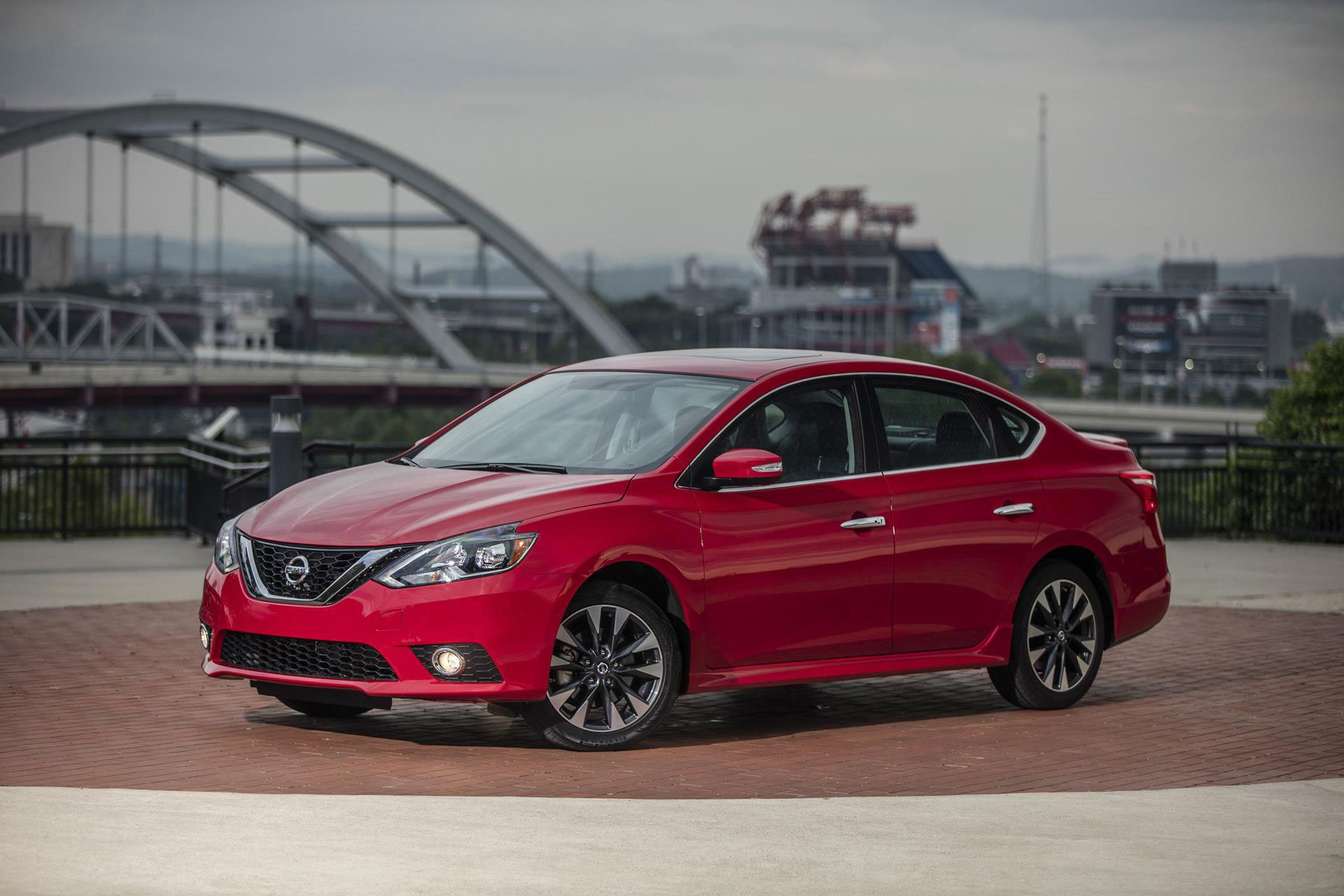 New 2019 Nissan Sentra SR SR for sale $20,690 at M and V Leasing in Brooklyn NY 11223 1