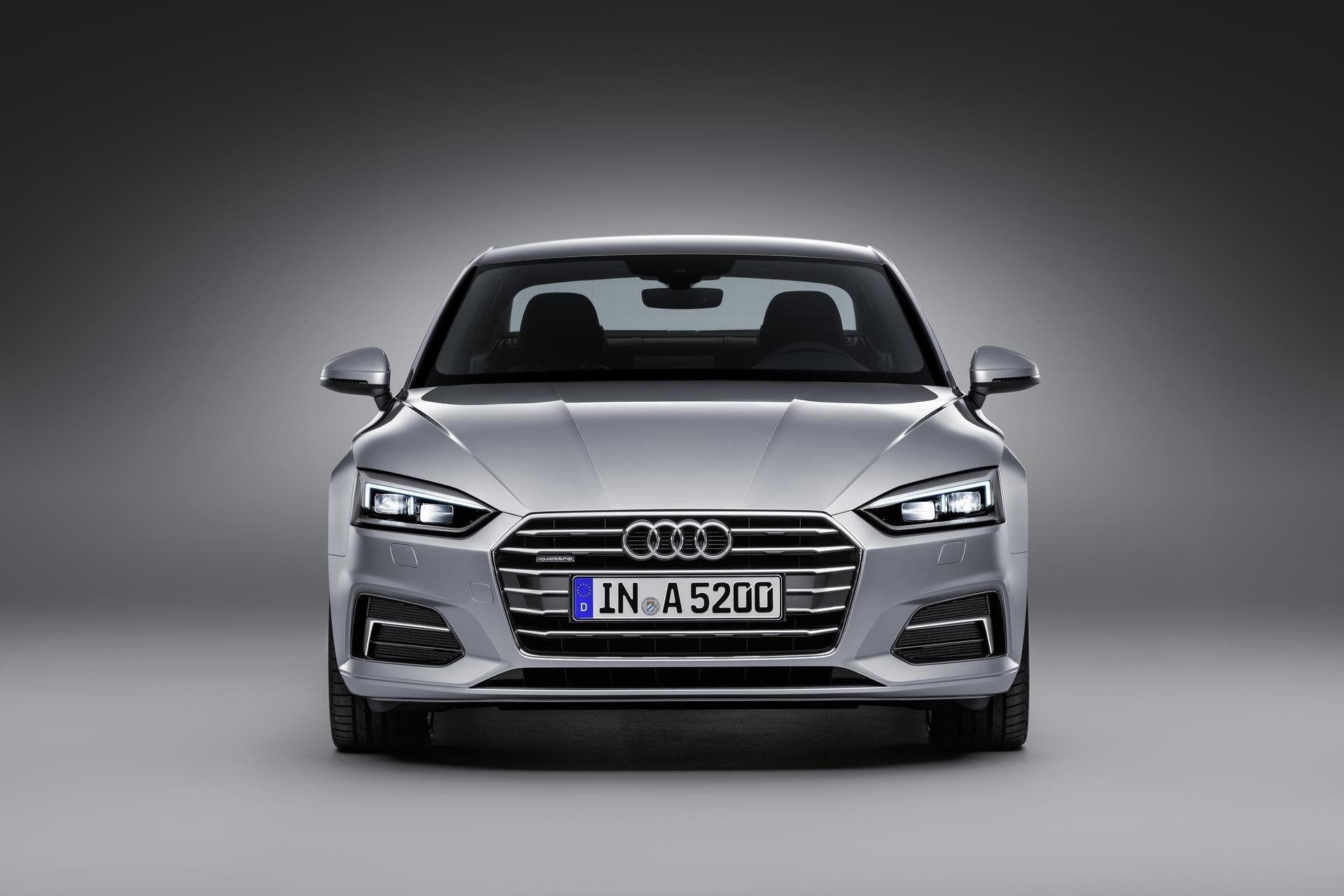 New 2019 Audi A5 2.0T quattro Premium Coupe 2.0T quattro Premium for sale $44,200 at M and V Leasing in Brooklyn NY 11223 1