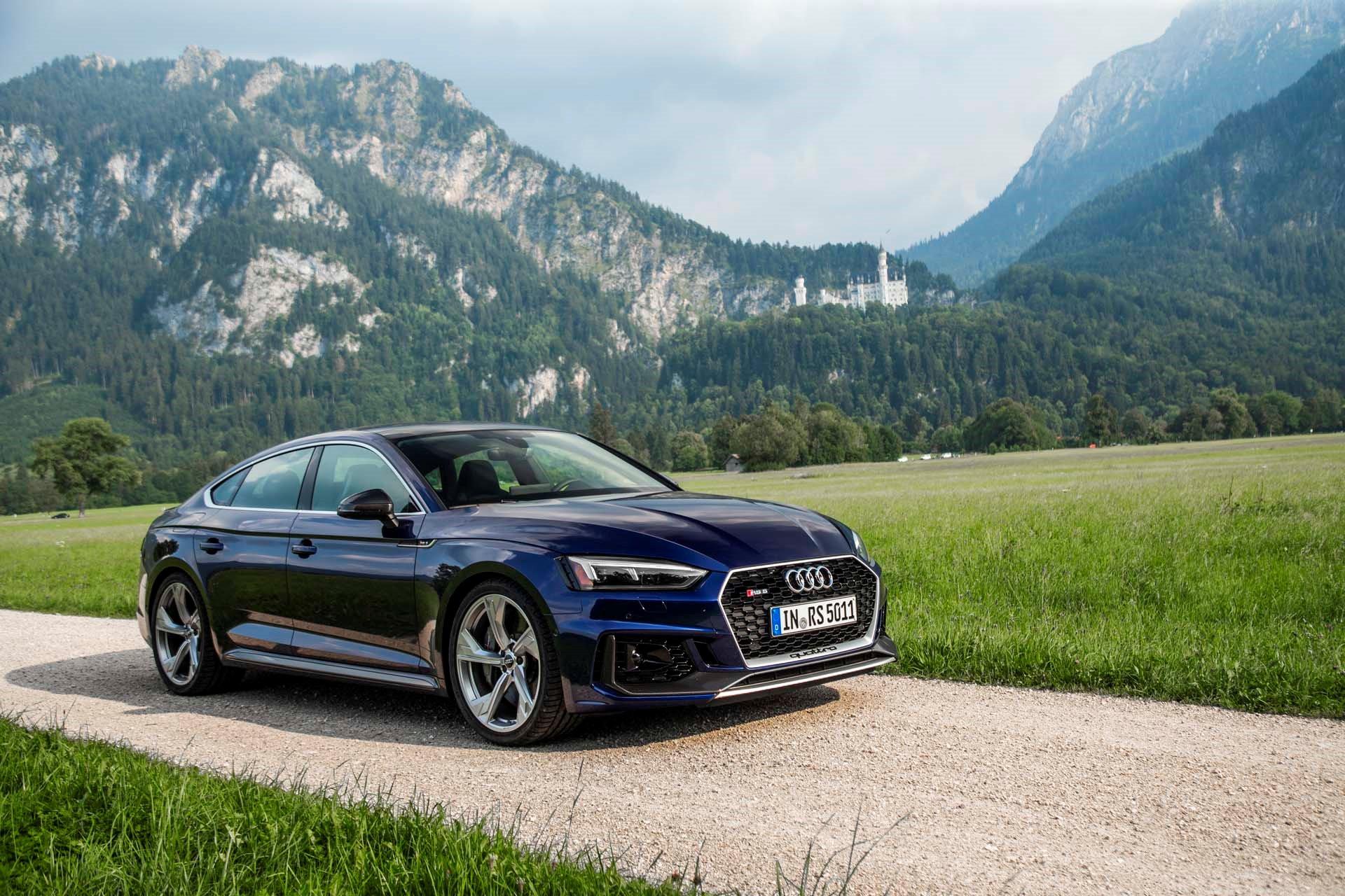 New 2019 Audi A5 Sportback 2.0T quattro Premium Plus 2.0T quattro Premium Plus for sale $48,600 at M and V Leasing in Brooklyn NY 11223 1