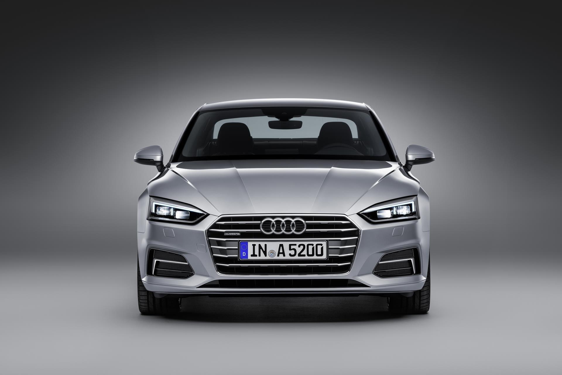 New 2019 Audi A5 2.0T quattro Premium Plus Coupe 2.0T quattro Premium Plus for sale $48,600 at M and V Leasing in Brooklyn NY 11223 1