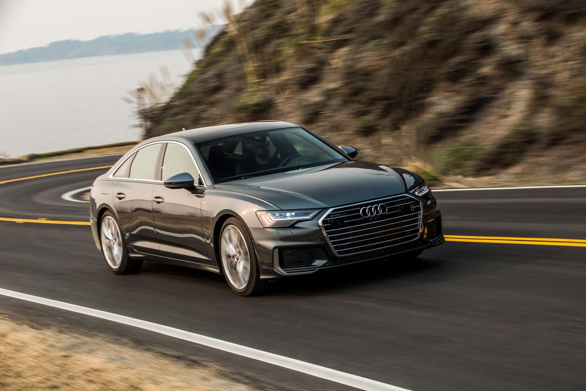 New 2020 Audi A6 2.0T quattro Premium 3.0T quattro Premium for sale $62,700 at M and V Leasing in Brooklyn NY 11223 1