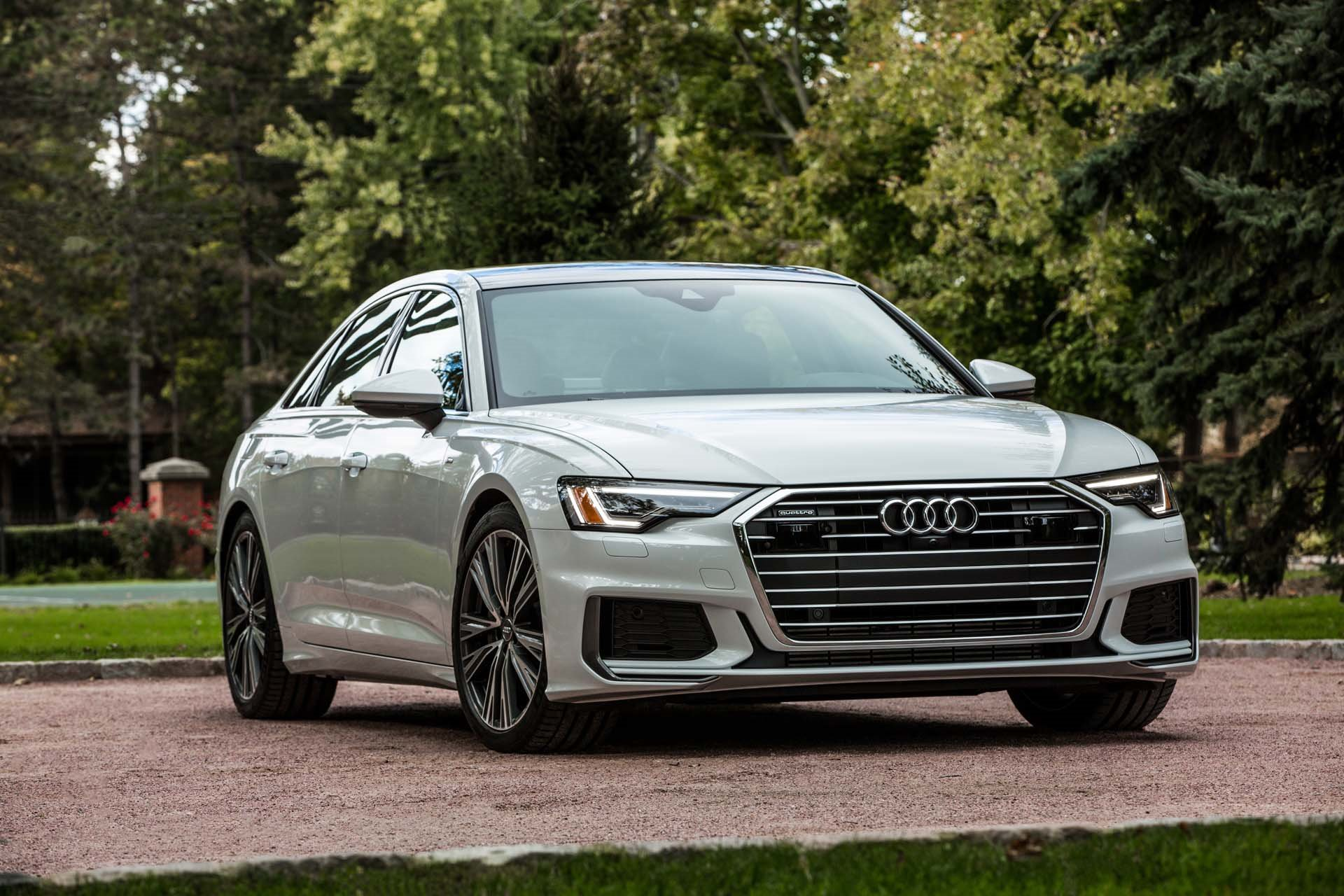 New 2019 Audi A6 3.0T quattro Prestige 3.0T quattro Prestige for sale $67,100 at M and V Leasing in Brooklyn NY 11223 1