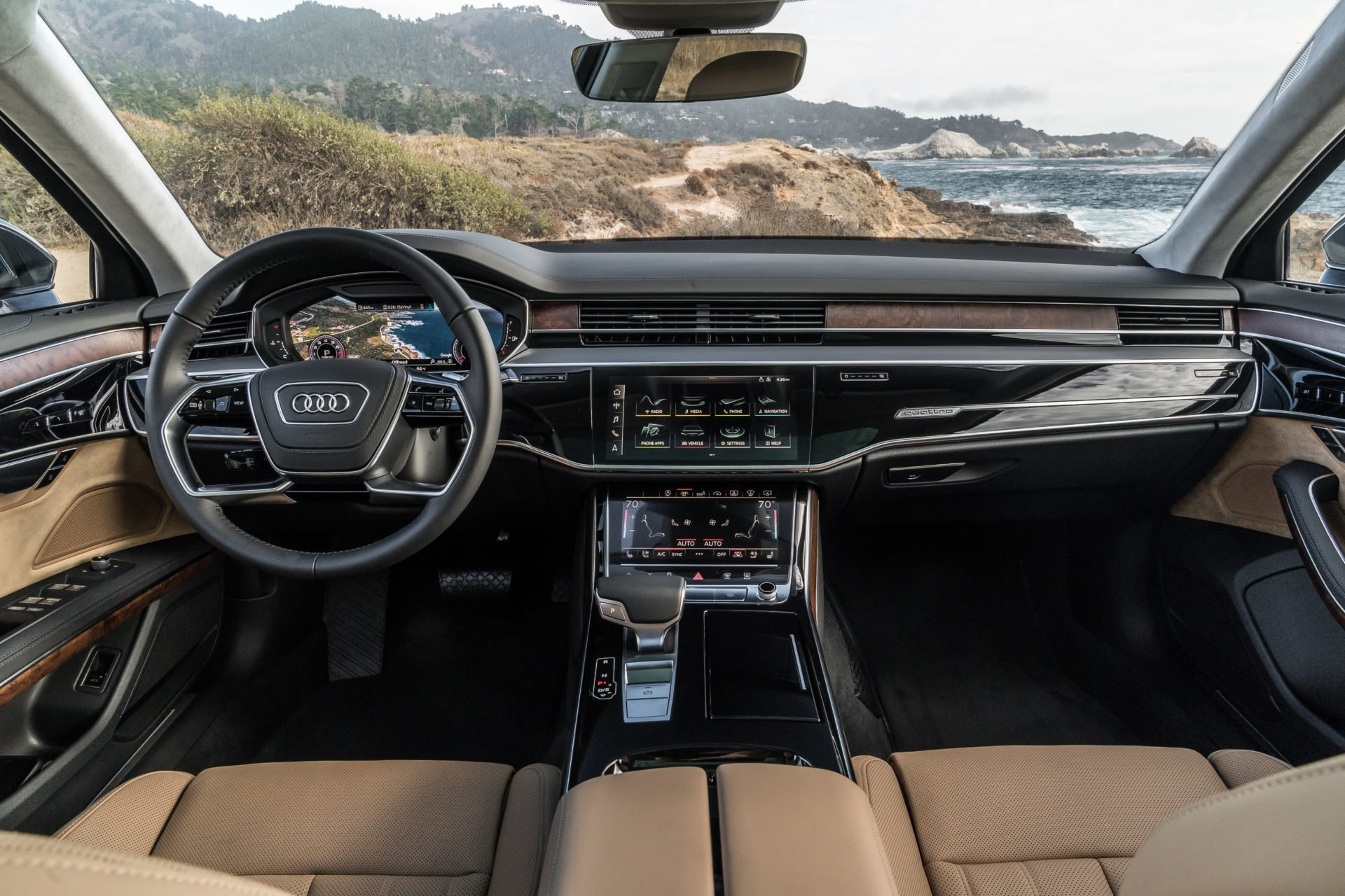 New 2019 Audi A8 L 3 0t Quattro 3 0t Quattro For Sale 83 800 M And V Leasing Stock 349