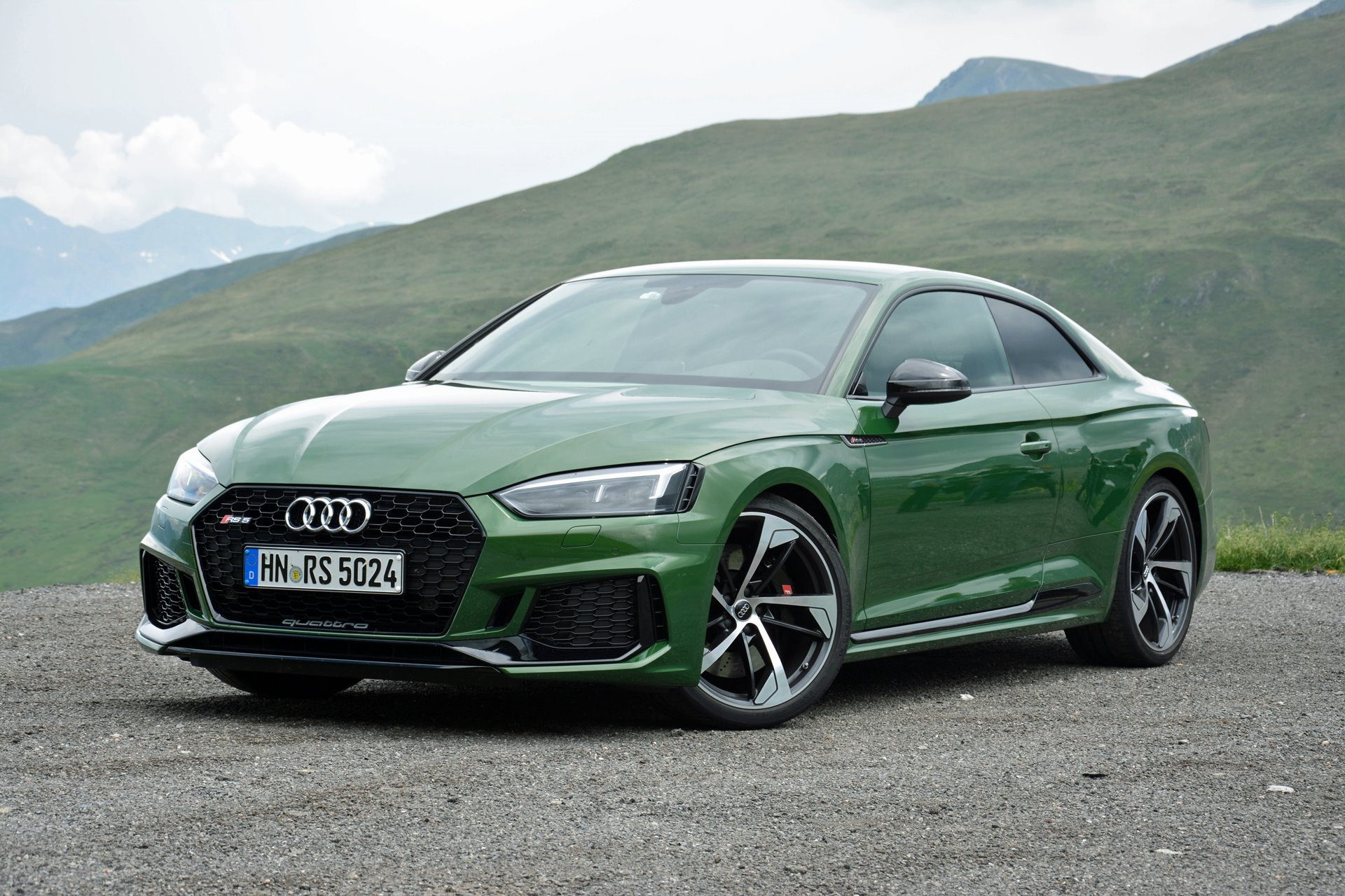 New 2019 Audi RS 5 Sportback 2.9T quattro 2.9T quattro for sale $74,200 at M and V Leasing in Brooklyn NY 11223 1
