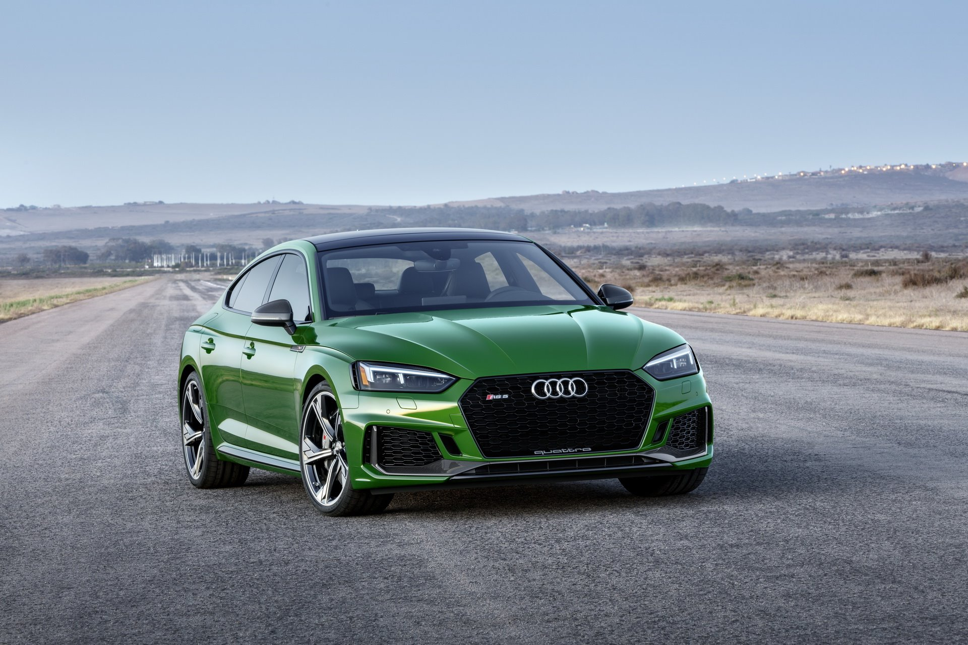 New 2019 Audi RS 5 2.9T quattro Coupe 2.9T quattro for sale $74,200 at M and V Leasing in Brooklyn NY 11223 1