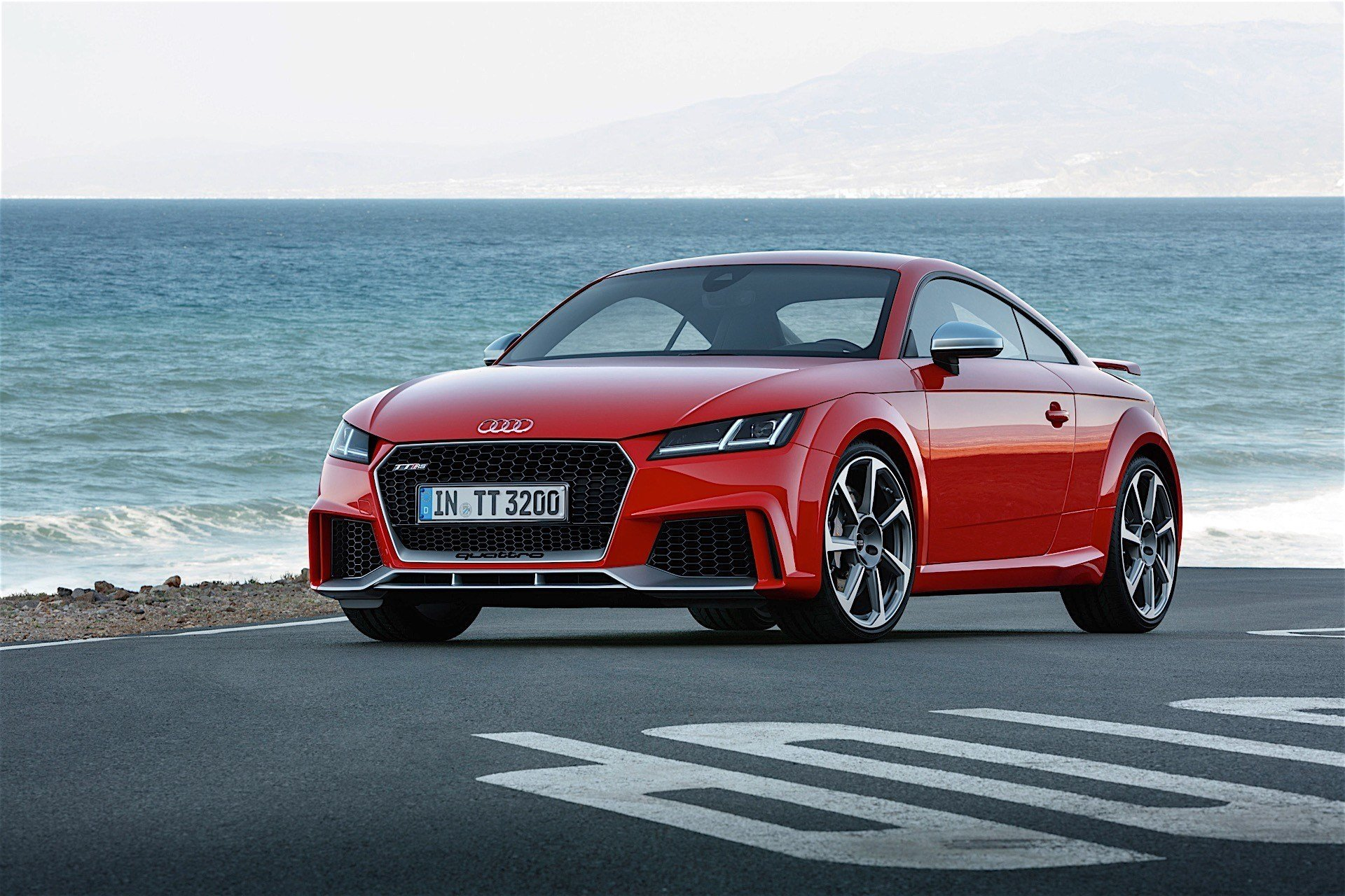 New 2019 Audi TT RS 2.5T quattro 2.5T quattro for sale $66,900 at M and V Leasing in Brooklyn NY 11223 1