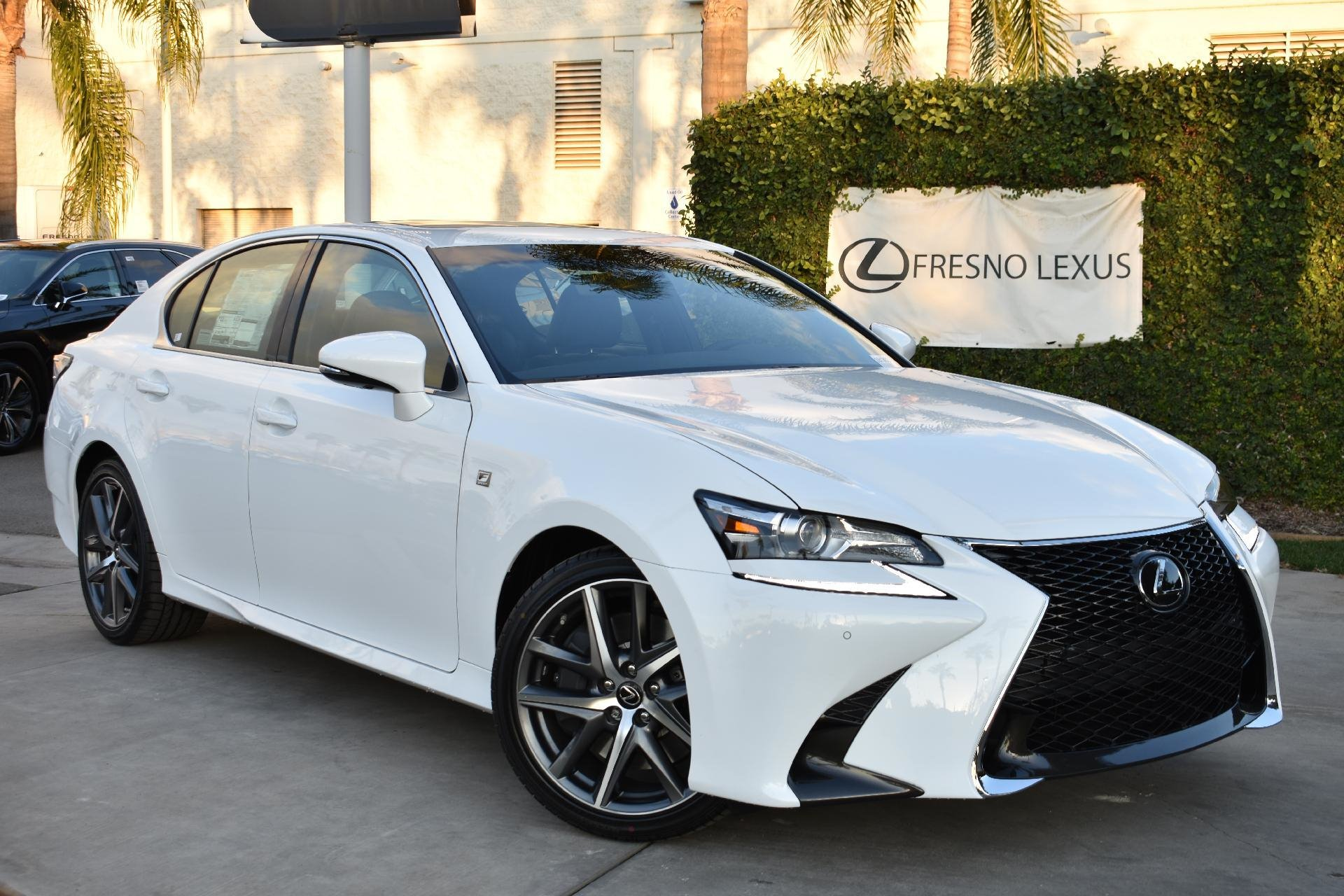 New 2019 Lexus GS 350 F SPORT for sale $54,355 at M and V Leasing in Brooklyn NY 11223 1