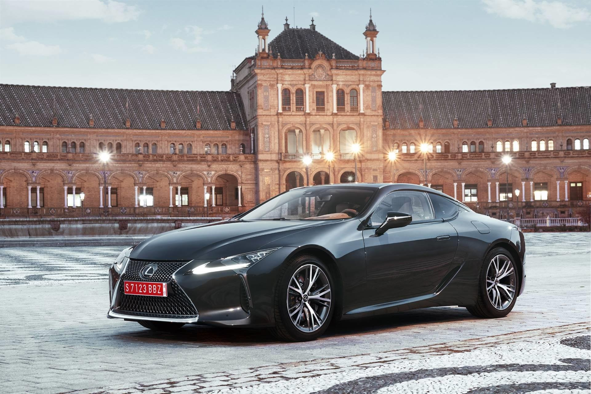 New 2019 Lexus LC 500 Base for sale $92,300 at M and V Leasing in Brooklyn NY 11223 1