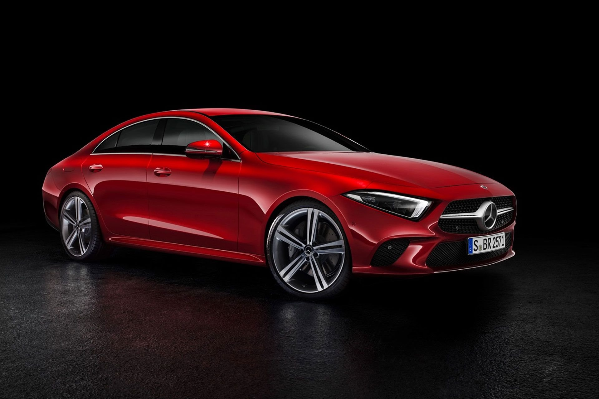 New 2019 Mercedes-Benz CLS 450 4MATIC CLS 450 4MATIC for sale $71,700 at M and V Leasing in Brooklyn NY 11223 1