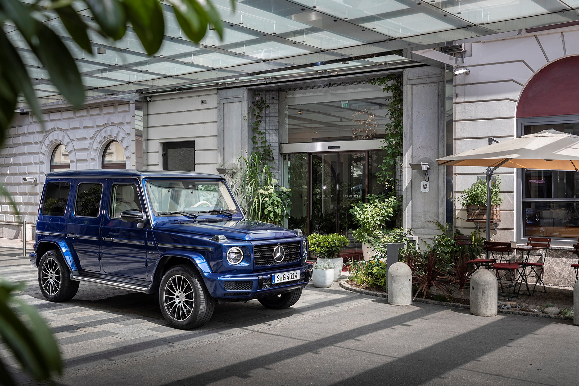 New 2019 Mercedes-Benz G 550 G 550 for sale $124,500 at M and V Leasing in Brooklyn NY 11223 1