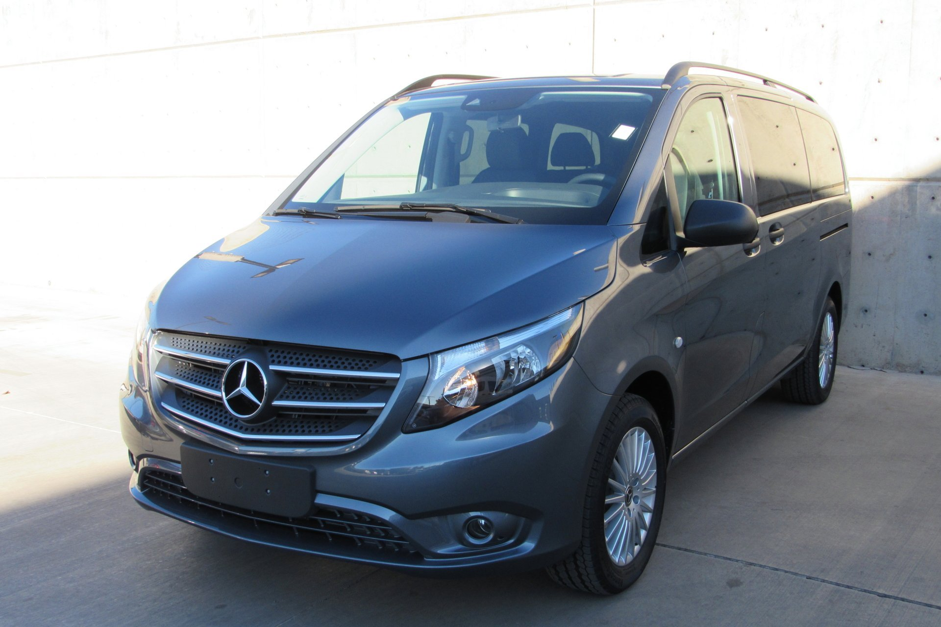 New 2019 Mercedes-Benz Metris Worker Passenger for sale $30,650 at M and V Leasing in Brooklyn NY 11223 1
