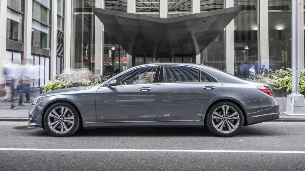 New 2019 Mercedes-Benz S 450 4MATIC S 450 4MATIC for sale $94,250 at M and V Leasing in Brooklyn NY 11223 1