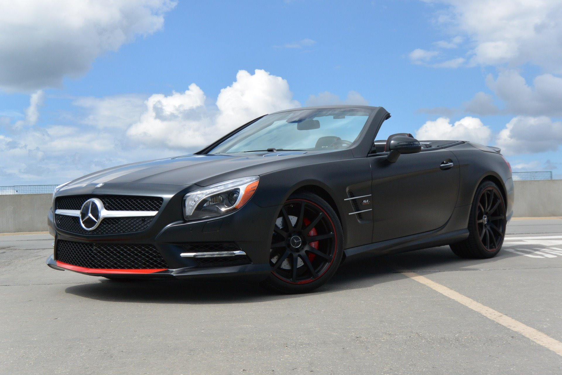 New 2019 Mercedes-Benz SL 550 SL 550 for sale $113,550 at M and V Leasing in Brooklyn NY 11223 1