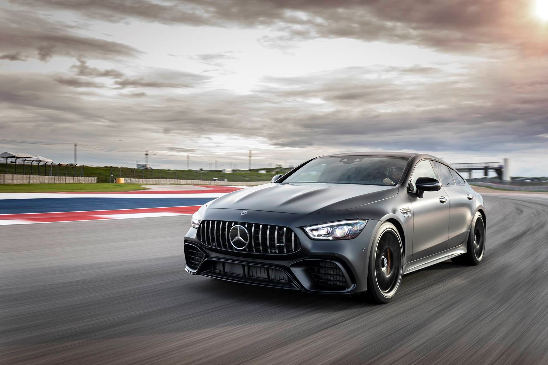 New 2019 Mercedes-Benz AMG GT63 63 for sale $136,500 at M and V Leasing in Brooklyn NY 11223 1