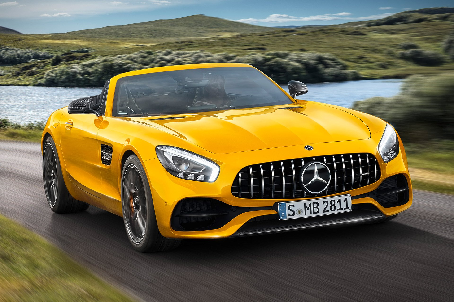 New 2019 Mercedes Benz Amg Gtc C For Sale 147 300 M And V Leasing Stock 437