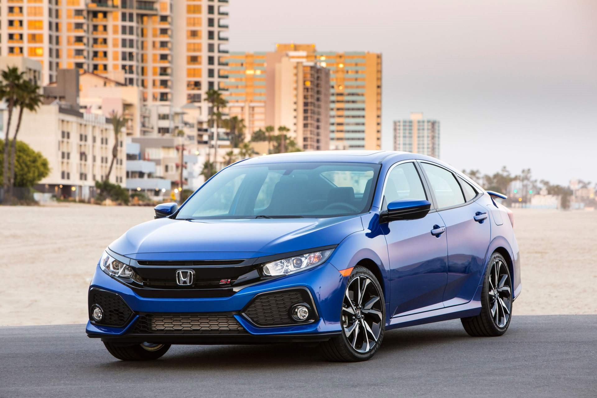 New 2019 Honda Civic Sport Sedan for sale $21,150 at M and V Leasing in Brooklyn NY 11223 1