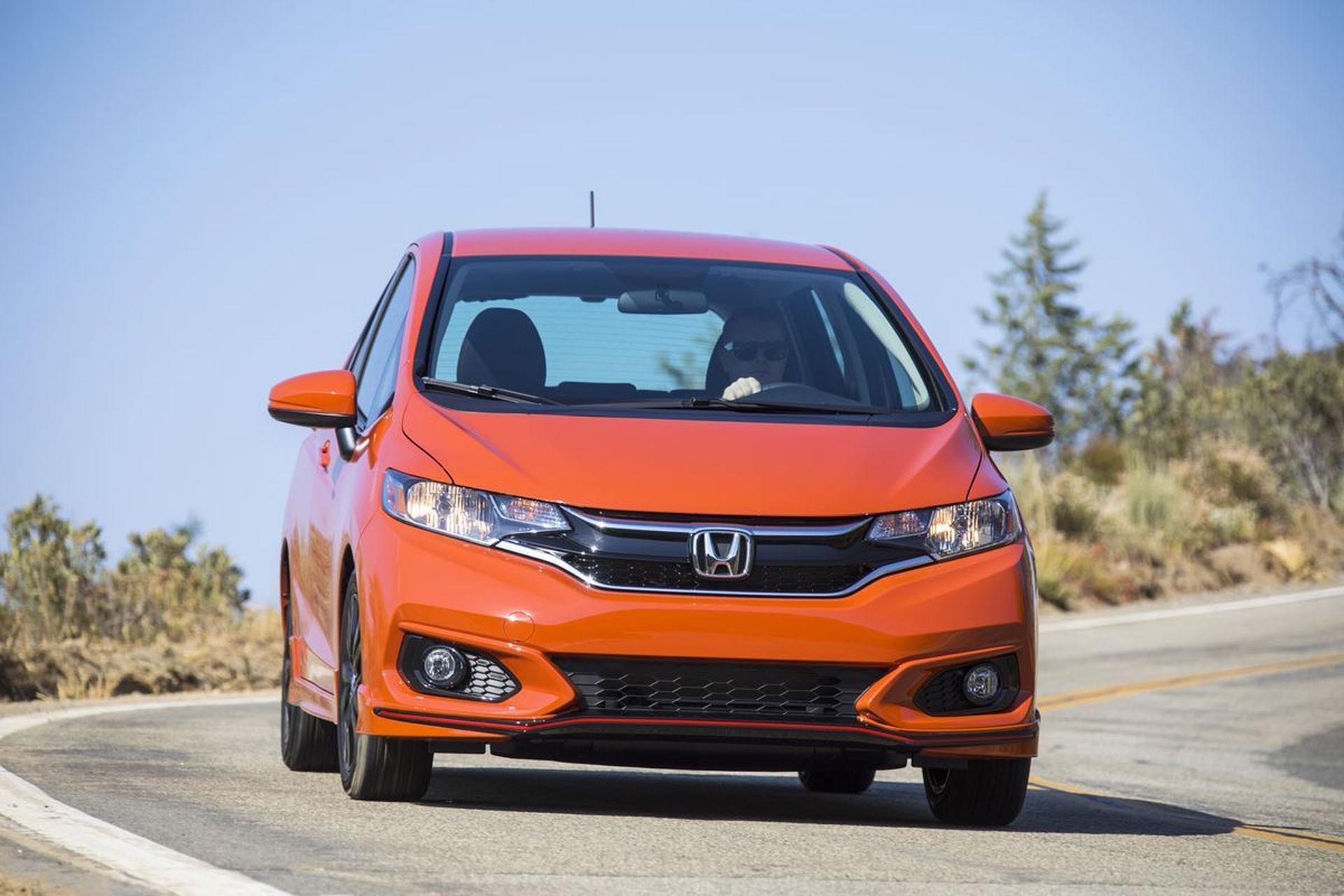New 2019 Honda Fit LX for sale $16,990 at M and V Leasing in Brooklyn NY 11223 1