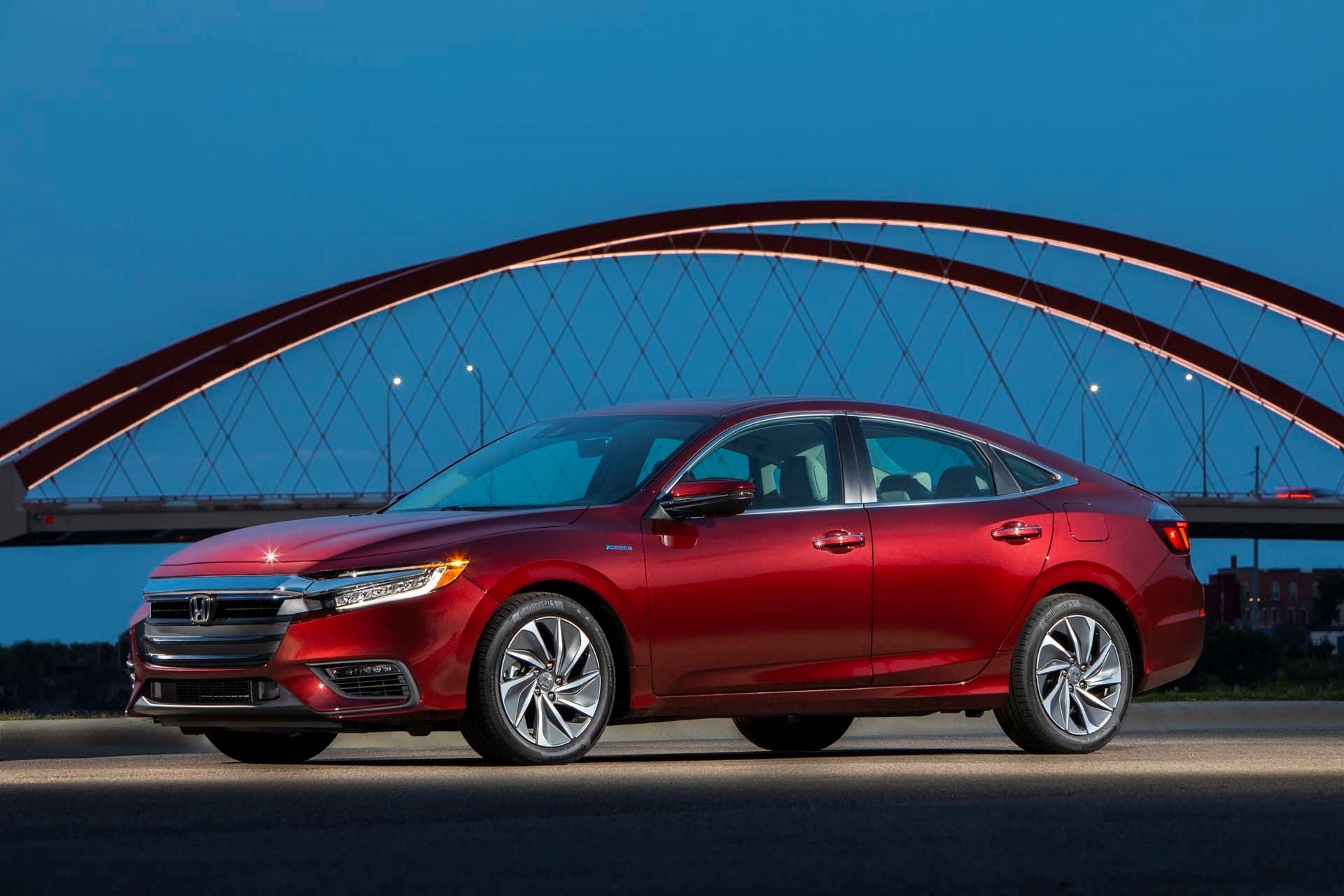 New 2019 Honda Insight Touring Sedan for sale $28,190 at M and V Leasing in Brooklyn NY 11223 1