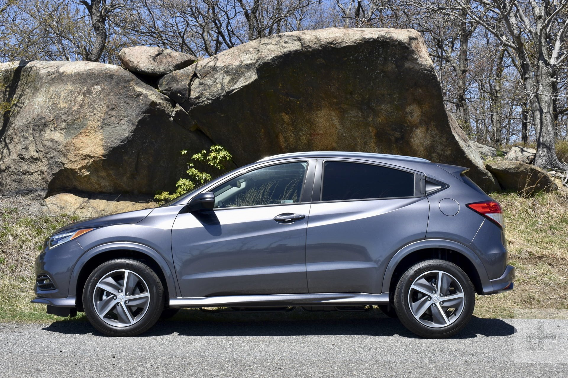New 2019 Honda HR-V Touring for sale $28,540 at M and V Leasing in Brooklyn NY 11223 1