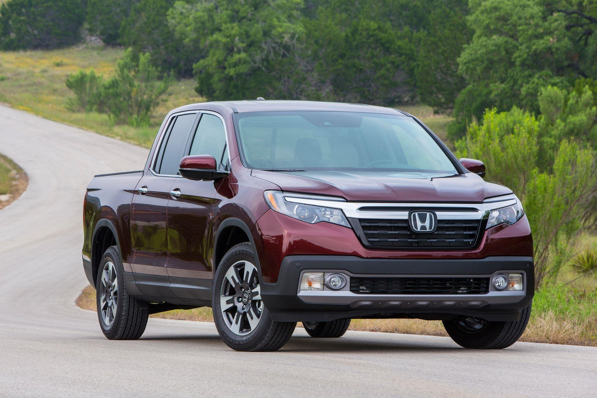 New 2019 Honda Ridgeline RTL-E for sale $41,920 at M and V Leasing in Brooklyn NY 11223 1