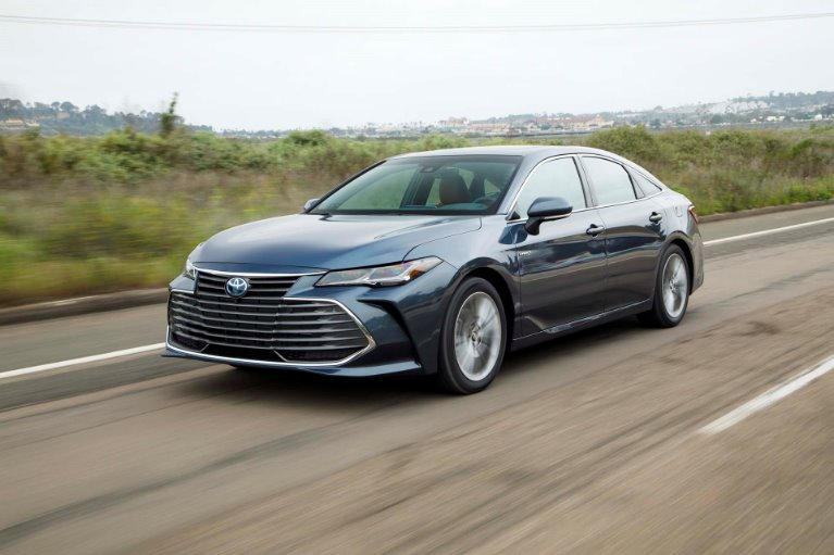 New New 2019 Toyota Avalon XLE for sale $35,650 at M and V Leasing in Brooklyn NY