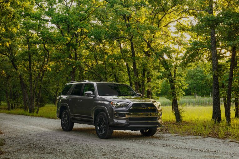 New New 2019 Toyota 4Runner Limited Night Shade for sale $47,400 at M and V Leasing in Brooklyn NY
