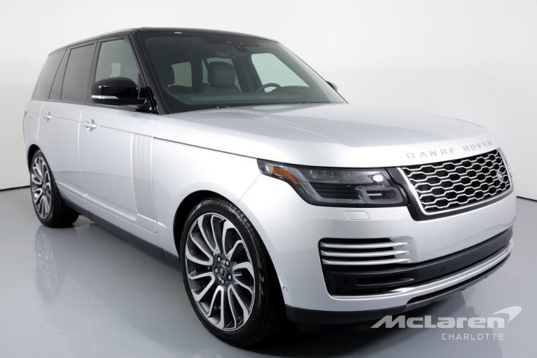 New New 2019 Land Rover-Range Rover Base Range Rover for sale $89,500 at M and V Leasing in Brooklyn NY