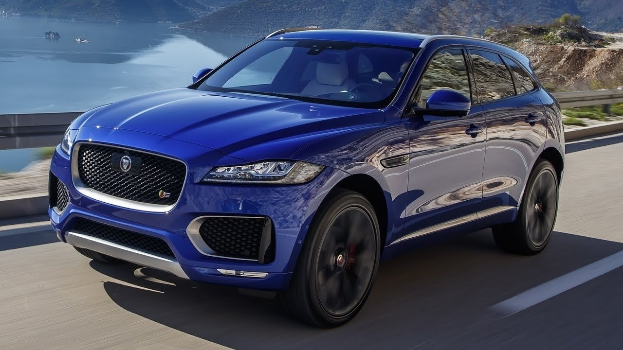 New 2019 Jaguar-F-PACE 20d Premium F-PACE 20d Premium for sale $48,750 at M and V Leasing in Brooklyn NY 11223 1