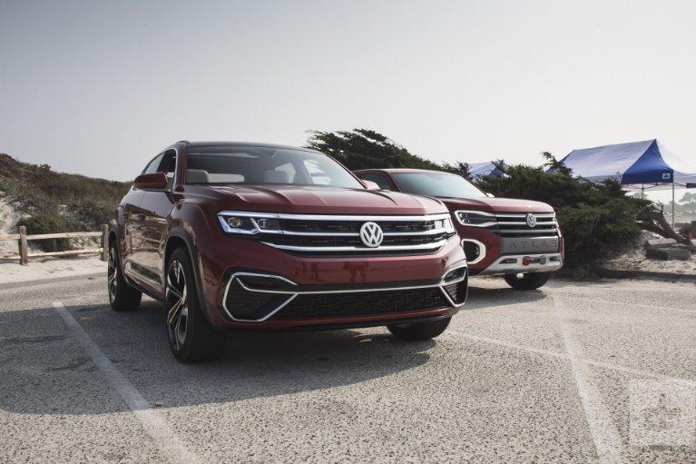 New New 2019 Volkswagen-Atlas V6 SE 4Motion Atlas V6 SE 4Motion for sale $39,095 at M and V Leasing in Brooklyn NY