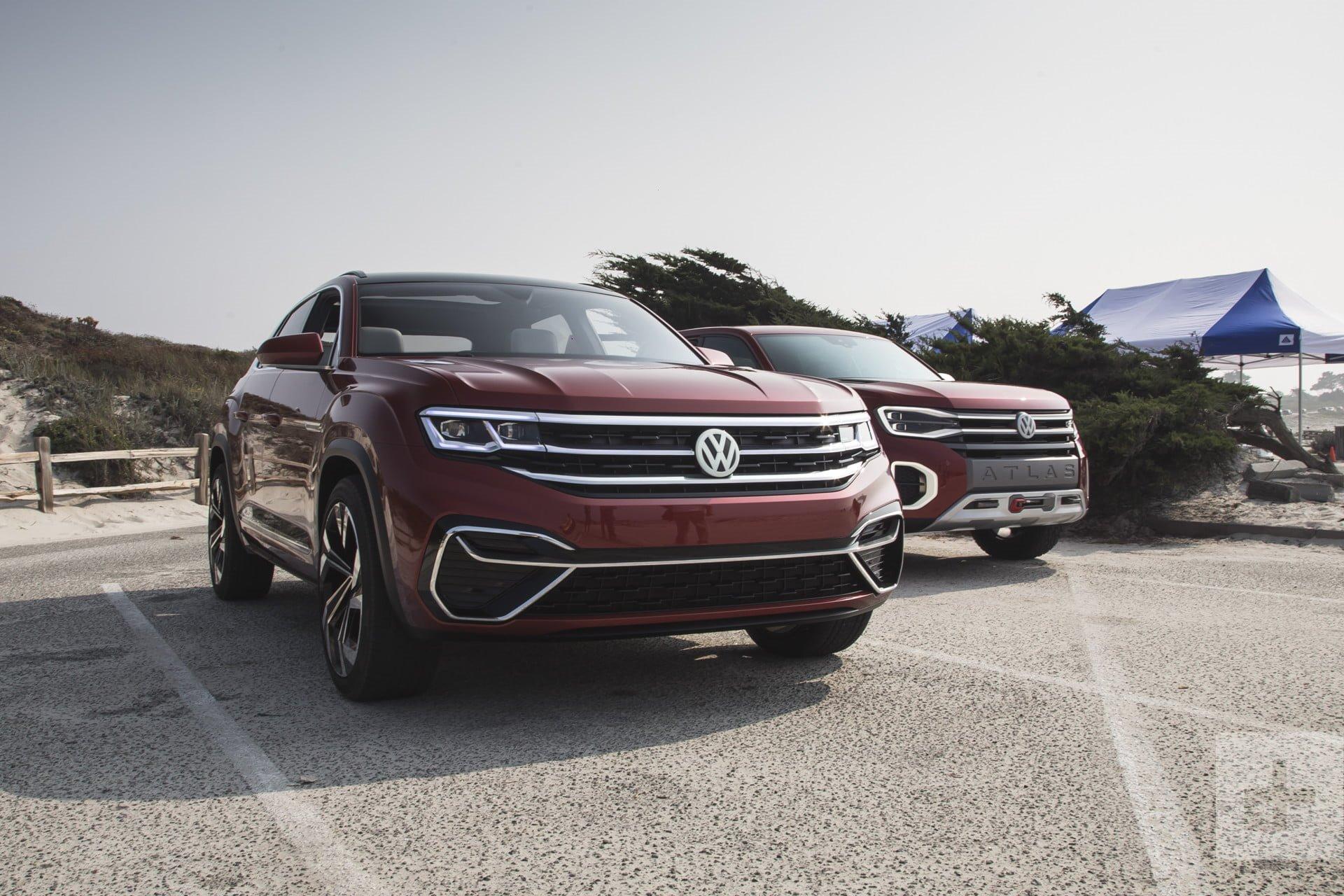 New 2019 Volkswagen-Atlas V6 SEL R-Line 4Motion Atlas V6 SEL R-Line 4Motion for sale $45,145 at M and V Leasing in Brooklyn NY 11223 1