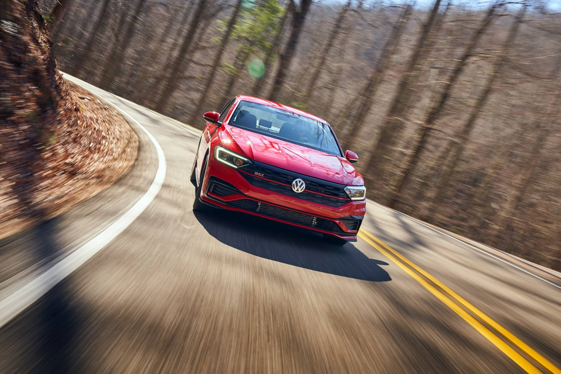 New 2019 Volkswagen-Jetta GLI S Jetta GLI S for sale $26,795 at M and V Leasing in Brooklyn NY 11223 1