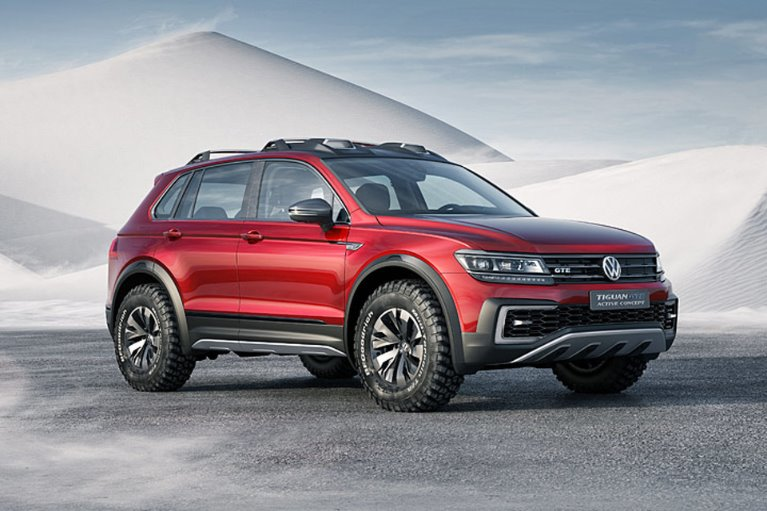 New New 2019 Volkswagen-Tiguan 2.0T SEL R-Line 4Motion Tiguan 2.0T SEL R-Line 4Motion for sale $34,945 at M and V Leasing in Brooklyn NY