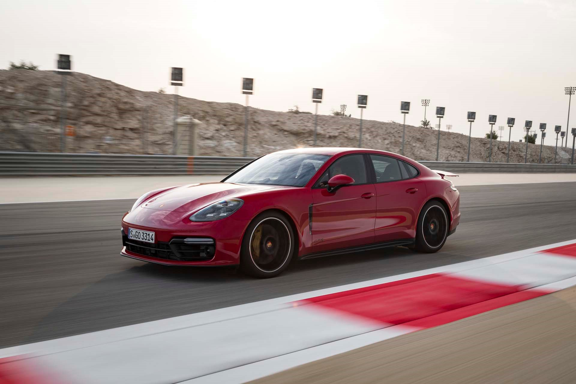 New 2019 Porsche-Panamera GTS Panamera GTS for sale $128,300 at M and V Leasing in Brooklyn NY 11223 1