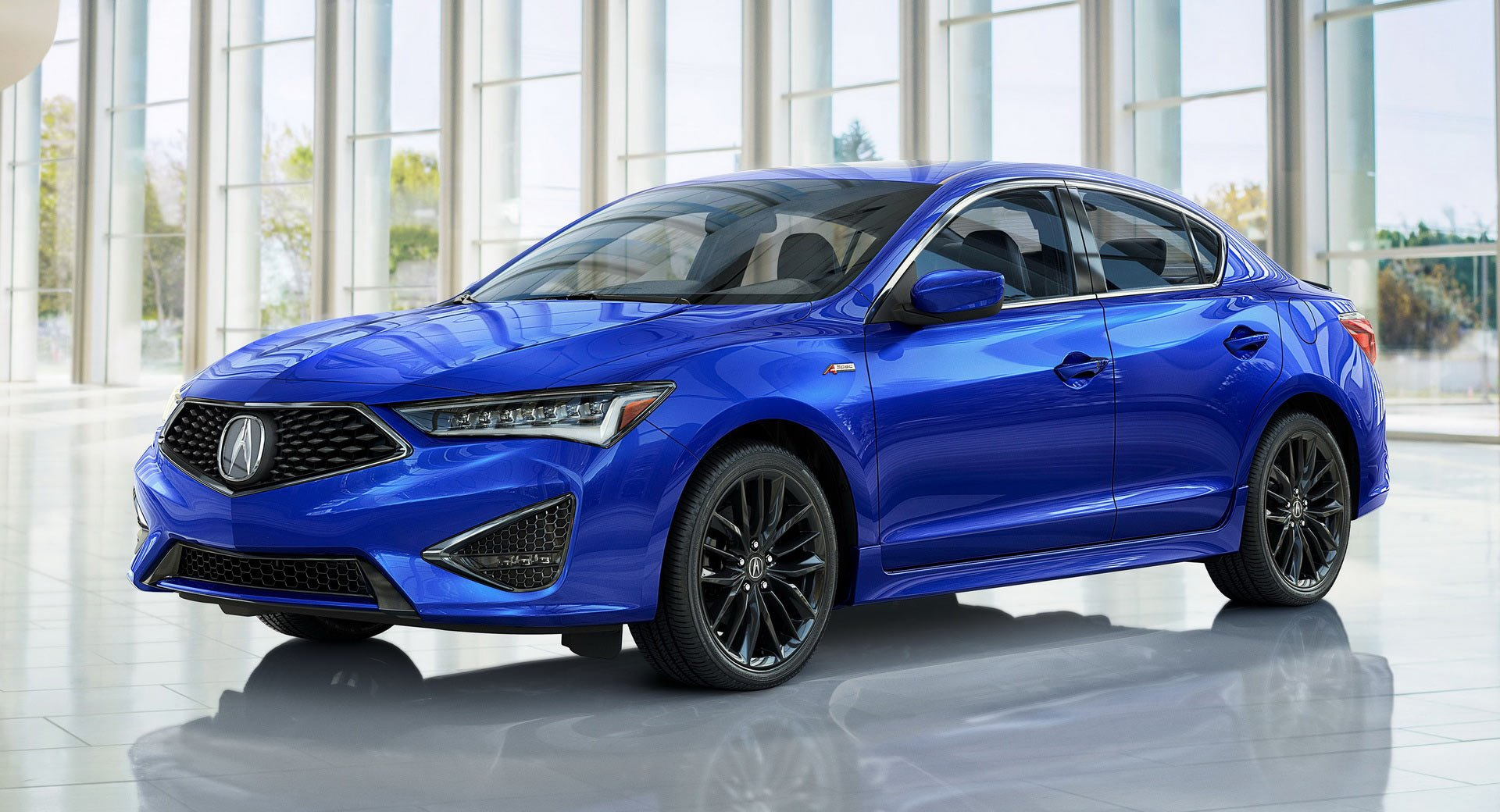 New 2019 Acura-ILX w/Tech  w/A-SPEC ILX w/Tech w/A-SPEC for sale $31,550 at M and V Leasing in Brooklyn NY 11223 1