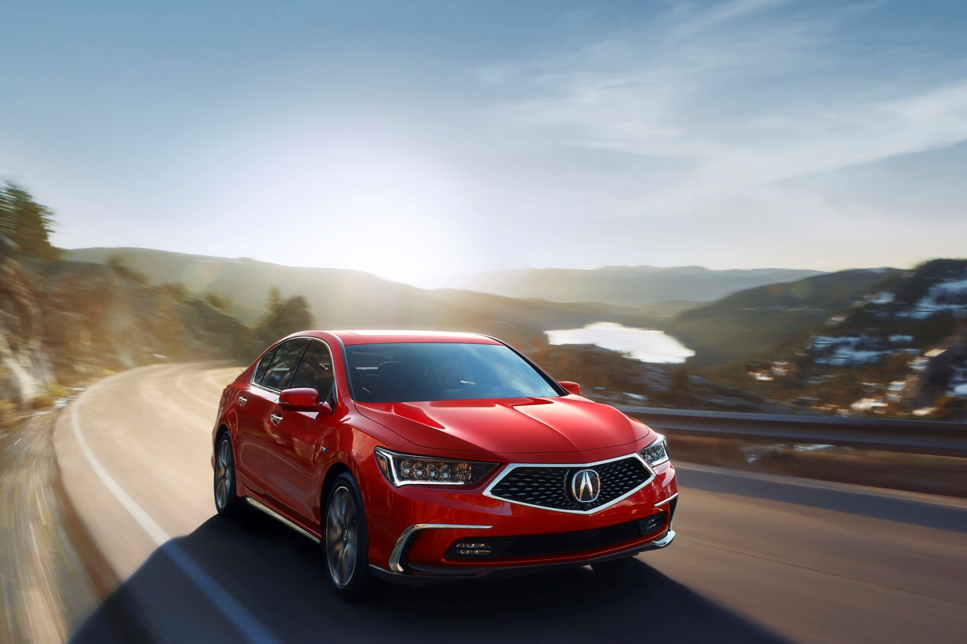 New 2018 Acura-RLX w/Tech RLX w/Tech for sale $54,900 at M and V Leasing in Brooklyn NY 11223 1
