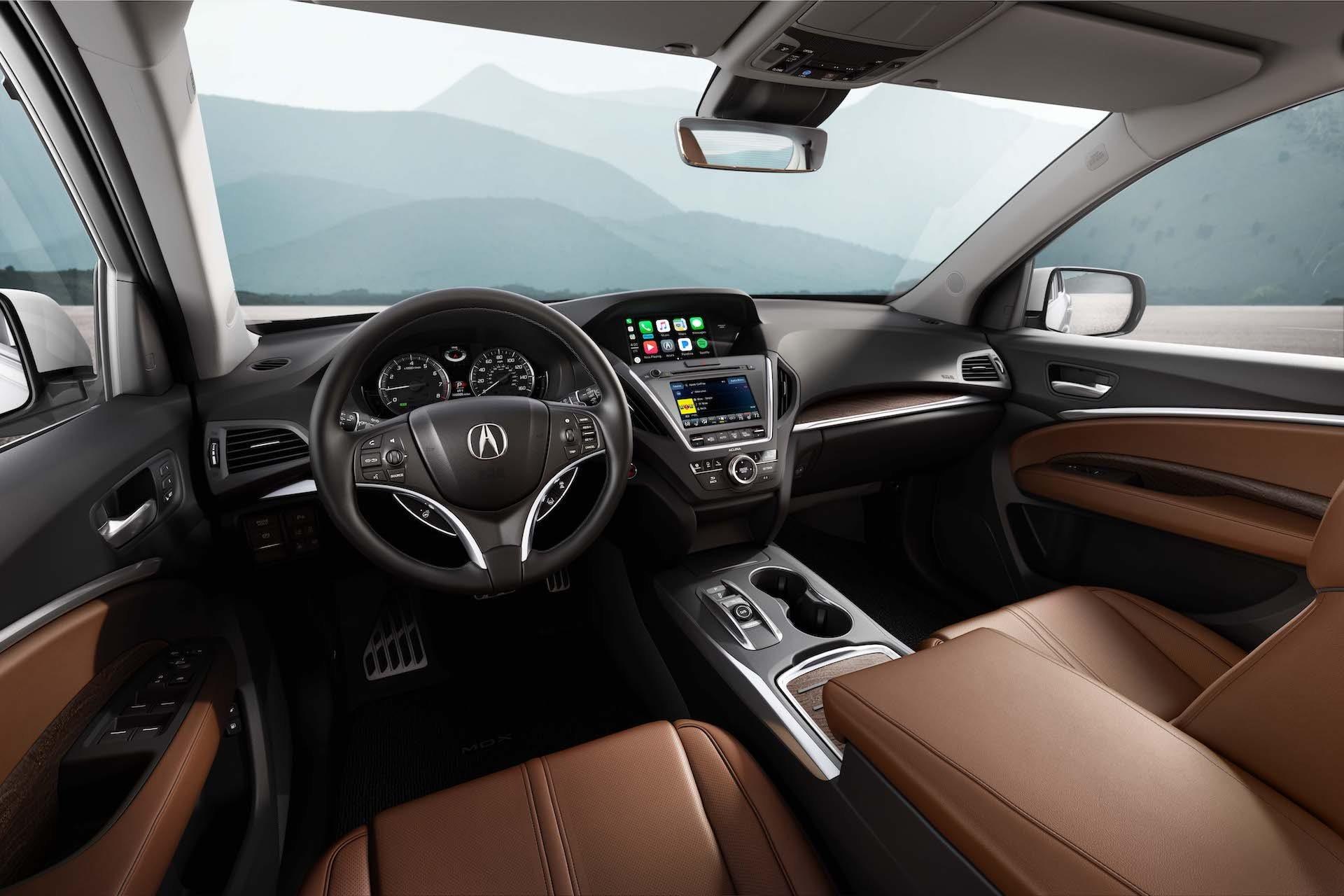 Acura Mdx Lease >> New 2019 Acura Mdx Sh Awd W Tech Mdx Sh Awd W Tech For Sale