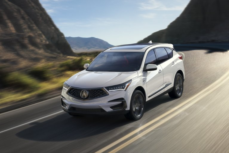 New New 2020 Acura-RDX Base RDX for sale $37,600 at M and V Leasing in Brooklyn NY